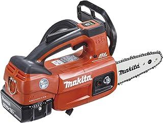 マキタ(Makita) 150ミリ充電式チェンソー 18V6Ah バッテリ2本・充電器付 MUC154DGNR(赤)