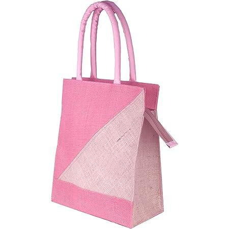 Foonty Daily Use Women Jute Lunch Bags