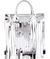 MM6 Maison Margiela - Metallic Fringe Bag