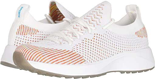 Shell White/Rainbow Melange/Pigeon Transparent