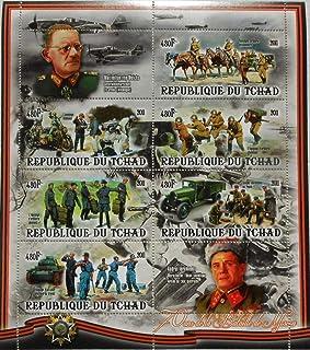 チャド『第二次世界大戦』(モスクワ攻防戦70周年:ヴァイクス/エリョーメンコ)