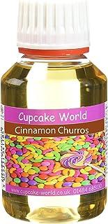 Cupcake World Aromas Alimentarios, Sabor Canela Churros Total: 100 ml