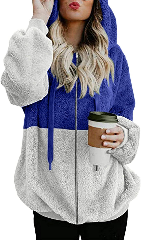 Zip up Hoodie Women Oversize Coats Autumn Super intense SALE Winter Cas Sweatshirt Rapid rise