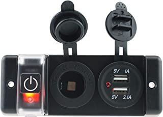 ShanShan Mu AliExpress Ebay 12v Voiture Alimentation Voiture Multifonction Chargeur de..