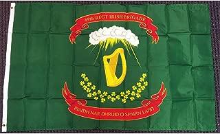 irish regiment flag
