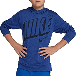 Nike Boys Breathe Graphic Hoodie