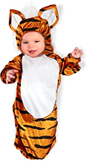 Tiny Tiger Infant Bunting