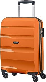American Tourister Bon Air - Spinner Small Strict Equipaje de Mano, 55 cm, 31.5 Liters, Naranja (Tangerine Orange)