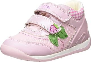 Geox B Each Girl A, Zapatillas Niñas