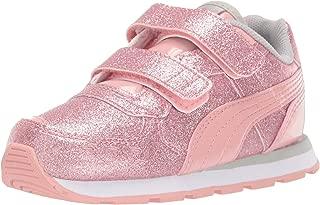 Kids' Vista Glitz Velcro Sneaker
