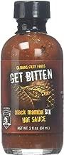 Get Bitten Black Mamba 6 Hot Sauce