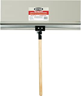 HYDE 28020 Proshield Stiff Labeled Spray Shield, 29 in L X 9 in W, Aluminum, 24 x 9