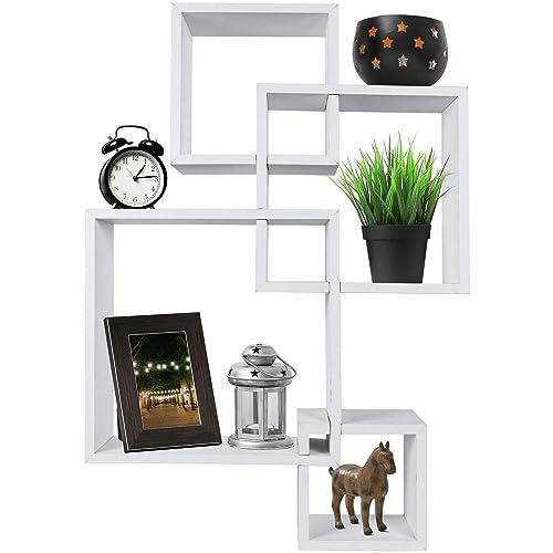 Living Room Wall Shelves Amazoncom
