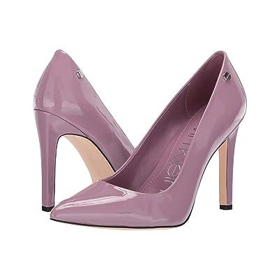 Calvin Klein Brady (Amethyst Patent) High Heels
