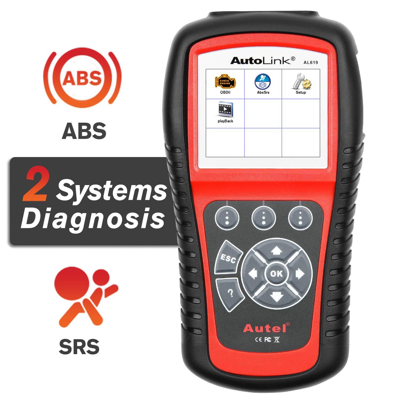 Autel AutoLink AL619 Scanner Diagnostic