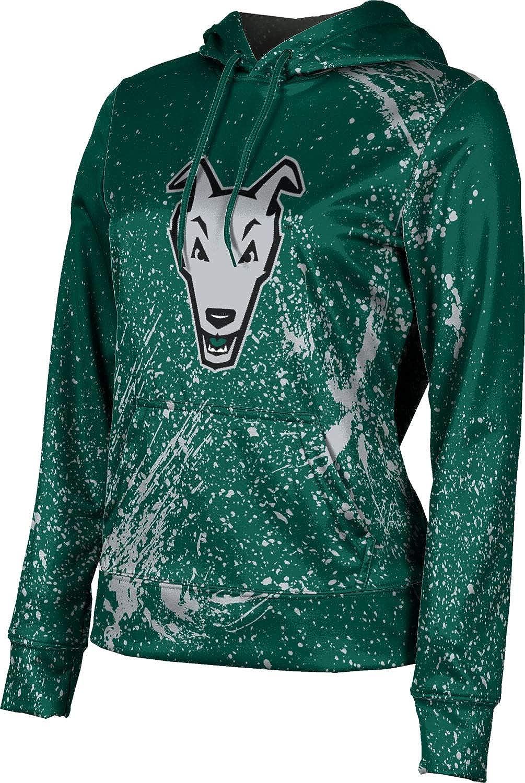 ProSphere Loyola University Maryland Girls' Pullover Hoodie, School Spirit Sweatshirt (Splatter)