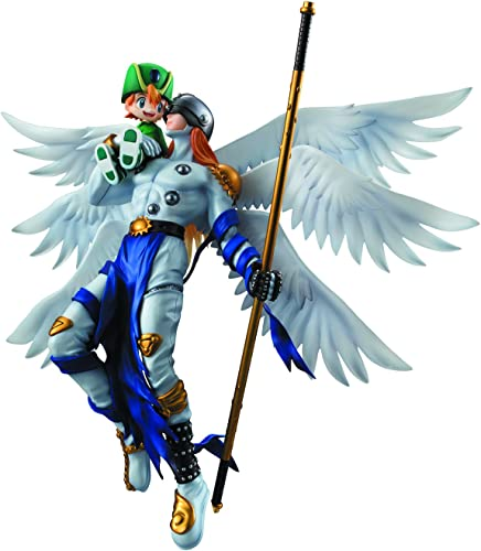 Unbekannt Megahouse Digimon Adventure  ANGEMON & Takeru G.E.M PVC Figur