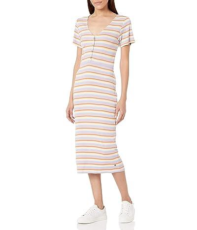 Roxy Bring It on Buttoned Dress