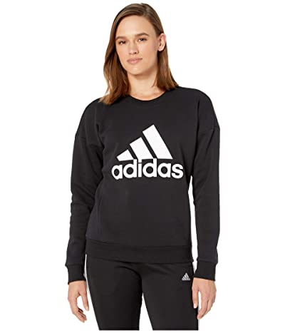 adidas Must Have Badge of Sport Crew (Black) Women