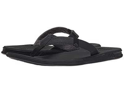 Reef Slammed Rover (Black) Men