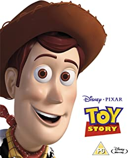 Toy Story [Blu-ray] [Region Free] (Limited Edition)
