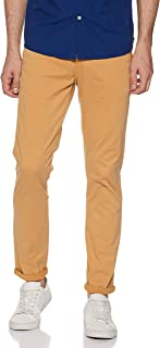Amazon Brand - House & Shields Men's Relaxed Fit Casual Trousers