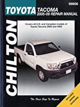 Toyota Tacoma (05-09) (Chilton): Covers all U.S and Canadian models of Toyota Tacom