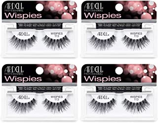 Ardell False Eyelashes Baby Demi Wispies Black (4 Pack)