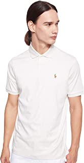 Polo Ralph Lauren Men's Classic Fit Short Sleeve Soft Touch Polo