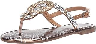 Muk Luks Women's Celia Sandal-Metallic
