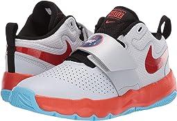 36349f849f2a2 Pure Platinum/Team Orange/Black. 349. Nike Kids. Team Hustle D 8 SD (Little  Kid). $49.99MSRP: $55.00