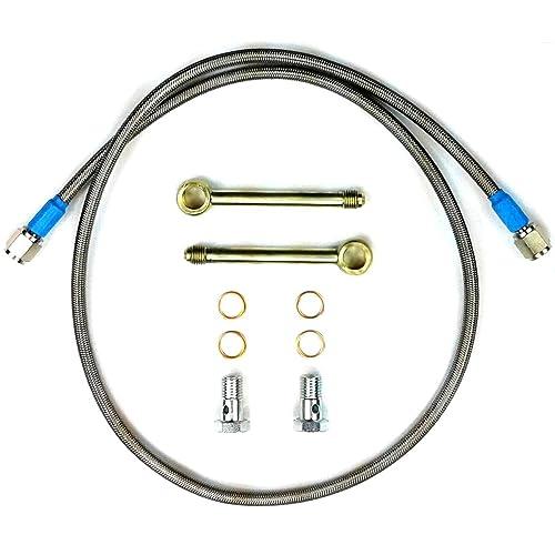 TamerX Fuel Line Crossover Kit