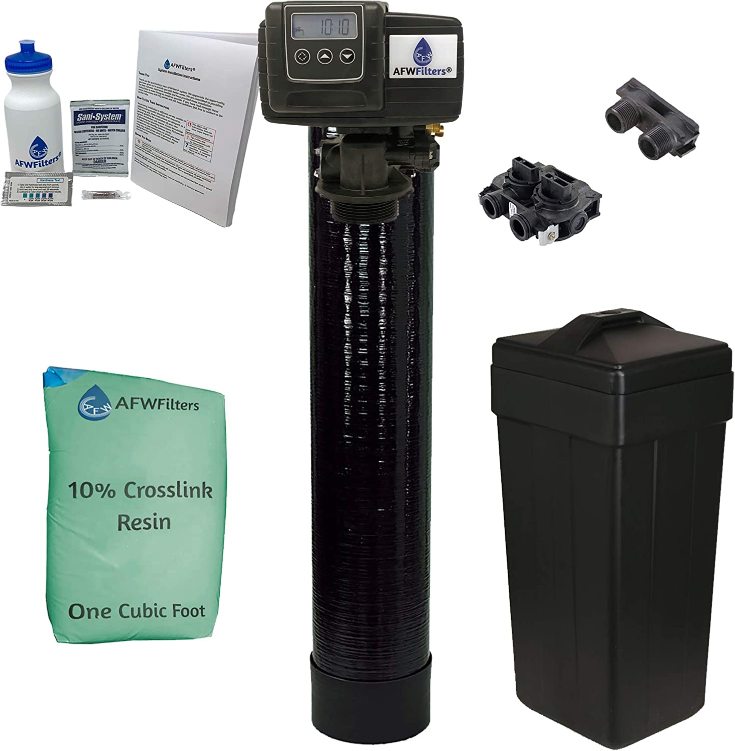 ABCwaters Built Fleck 5600sxt 32 Super-cheap 000 discount Hig WATER SOFTENER with 10%