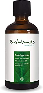 Bushlands essentials naturreines ätherisches Eukalyptusöl eucalyptus radiata australiana 100 ml