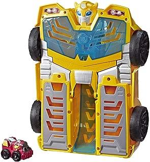 Playskool Heroes Transformers Rescue Bots Academy Bumblebee Track Tower 14