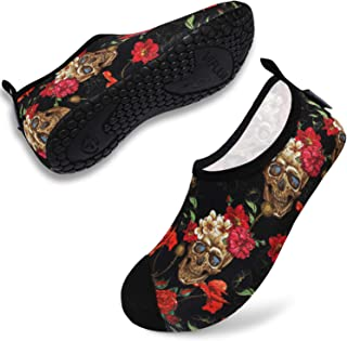 Womens Mens Water Shoes Barefoot Yoga Shoes Quickly Dry...