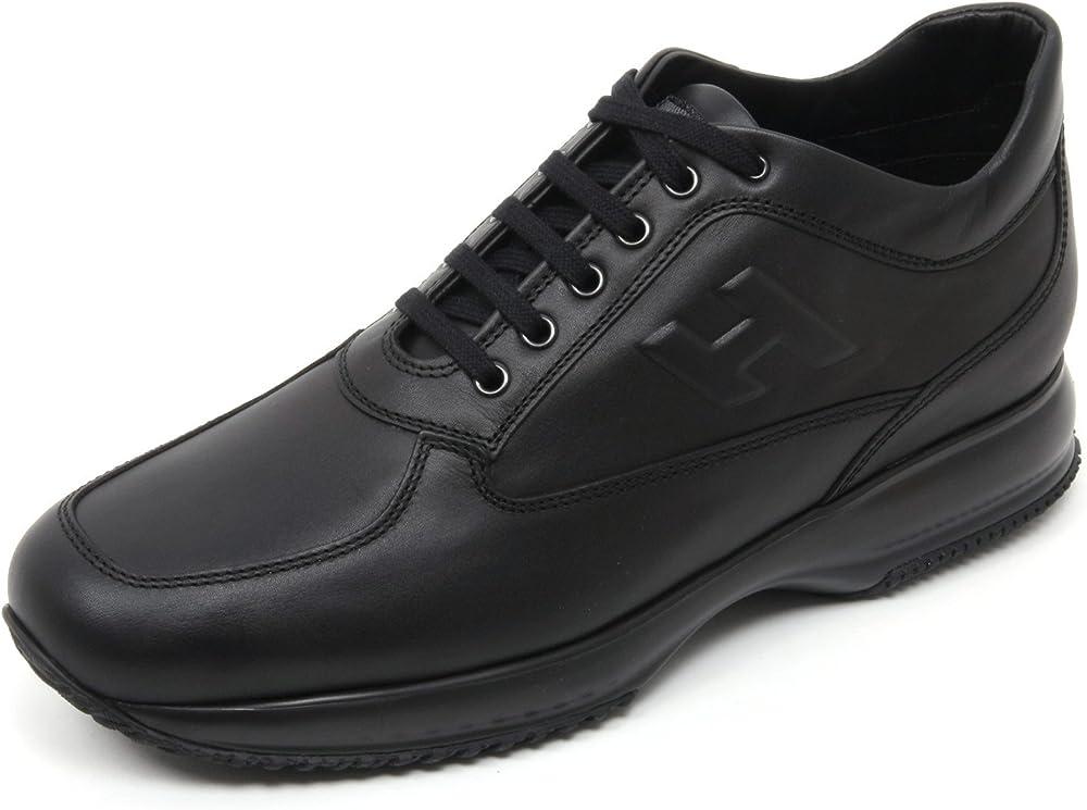 Hogan b7261 sneaker uomo interactive scarpe HXM00N09042KLAB999