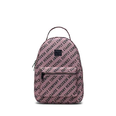 Herschel Supply Co. Nova Small (Roll Call Ash Rose) Backpack Bags