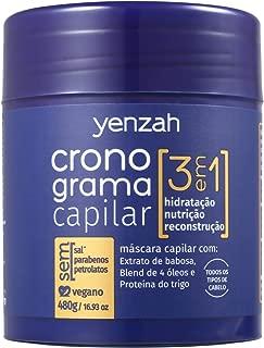 CRONOGRAMA CAPILAR 3 EM 1 - MÁSCARA - 480G