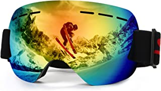 Best snow goggles for hiking Reviews