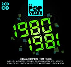 the pop years 1980