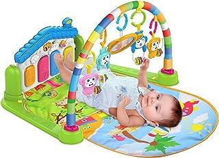 SURREAL (SM) 3 en 1 Baby Piano Play Gym PlayMat Música y