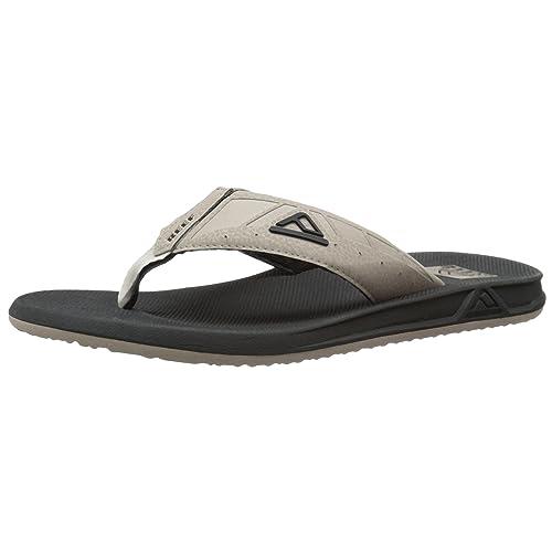 8099af026029 Black and Tan Sandals  Amazon.com