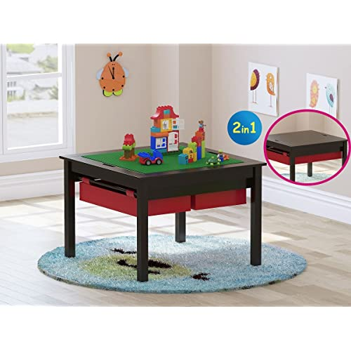Phenomenal Lego Tables With Storage Amazon Com Andrewgaddart Wooden Chair Designs For Living Room Andrewgaddartcom