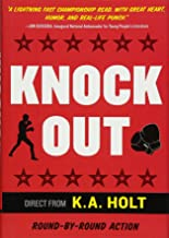 Knockout: (Middle Grade Novel in Verse, Themes of Boxing, Personal Growth, and Self Esteem, House Arrest Companion Book)
