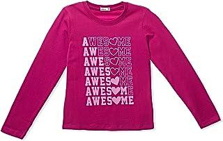 Adams Kids Round Neck T-Shirt For Girls