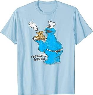Cookie Monster Freshly Baked T Shirt T-Shirt