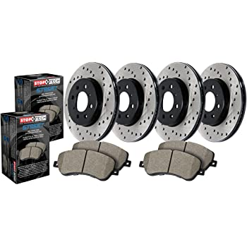 StopTech 936.40029 Street Axle Pack