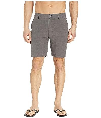 Prana Rotham Shorts (Granite) Men