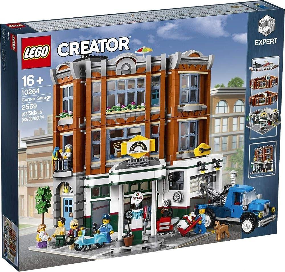 Lego officina creator expert 10264